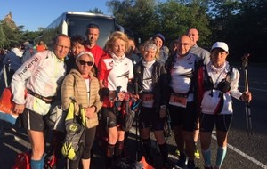 Le grand trail de St Jacques (38 km)